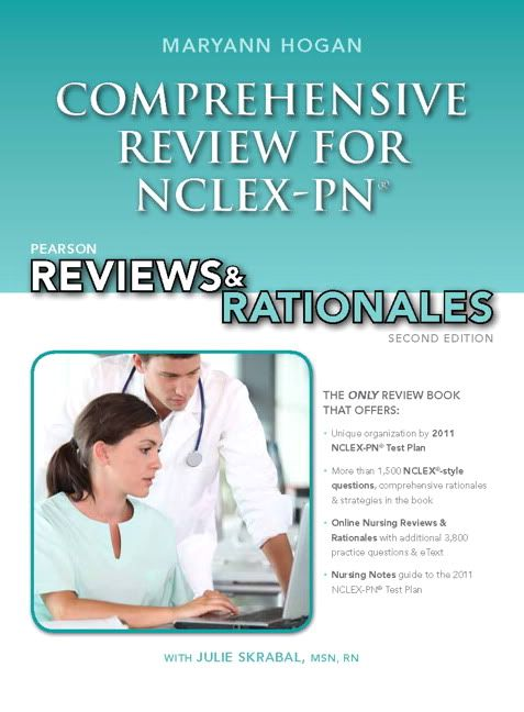 Mary ann hogans reviews and rationales series is excellent mary ann hogans reviews and rationales series is excellent pictured is her lpn version of the comprehensive review book this pin is linked to her blog fandeluxe Images