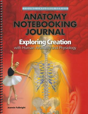 Notebooking Journal For Human Anatomy And Physiology By Jeannie K
