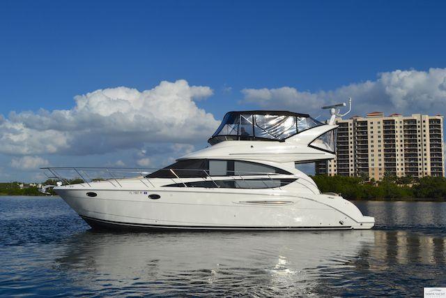 Meridian 391 SB - Tampa Yacht Sales - 727-647-5557