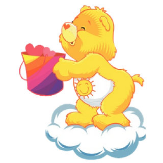 Care Bears Clip Art Images Care Bears Characters Bear Character Care Bear Birthday Care Bears