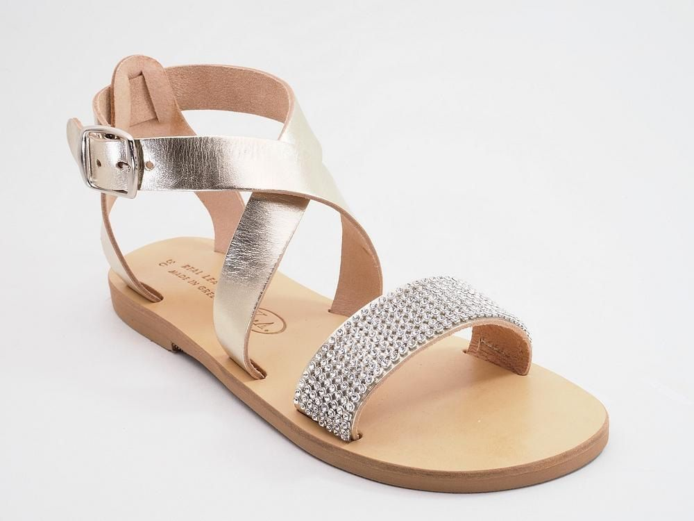 Greek Genuine Leather Sandals by Apollonluxusandals on Etsy