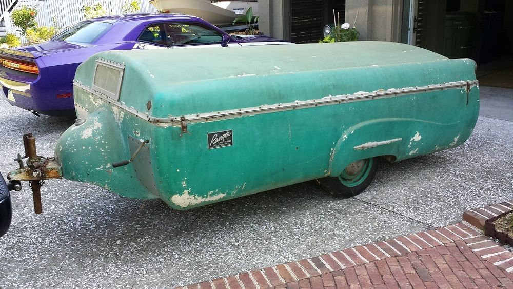 1954 Airstream eBay Motors, Other Vehicles & Trailers