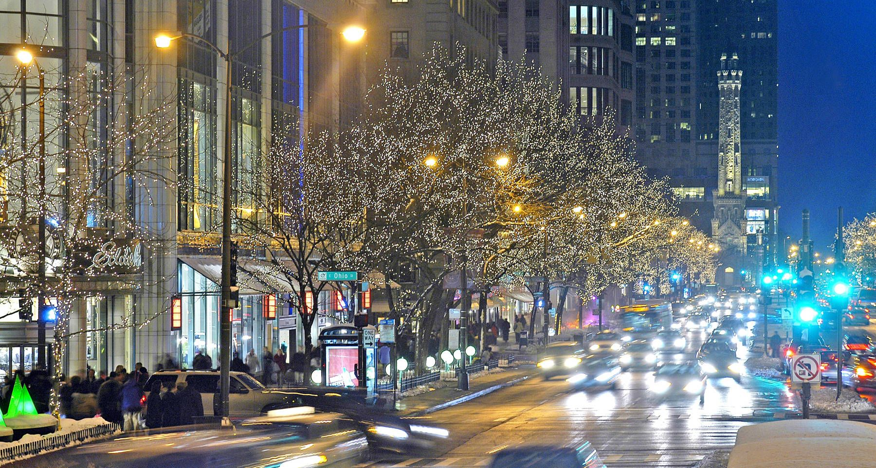 magnificent mile chicago holidaystyle christmas events holidays events chicago christmas christmas