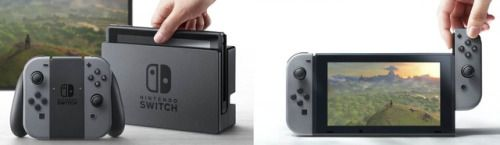 The first major game on Nintendos new console is one of...