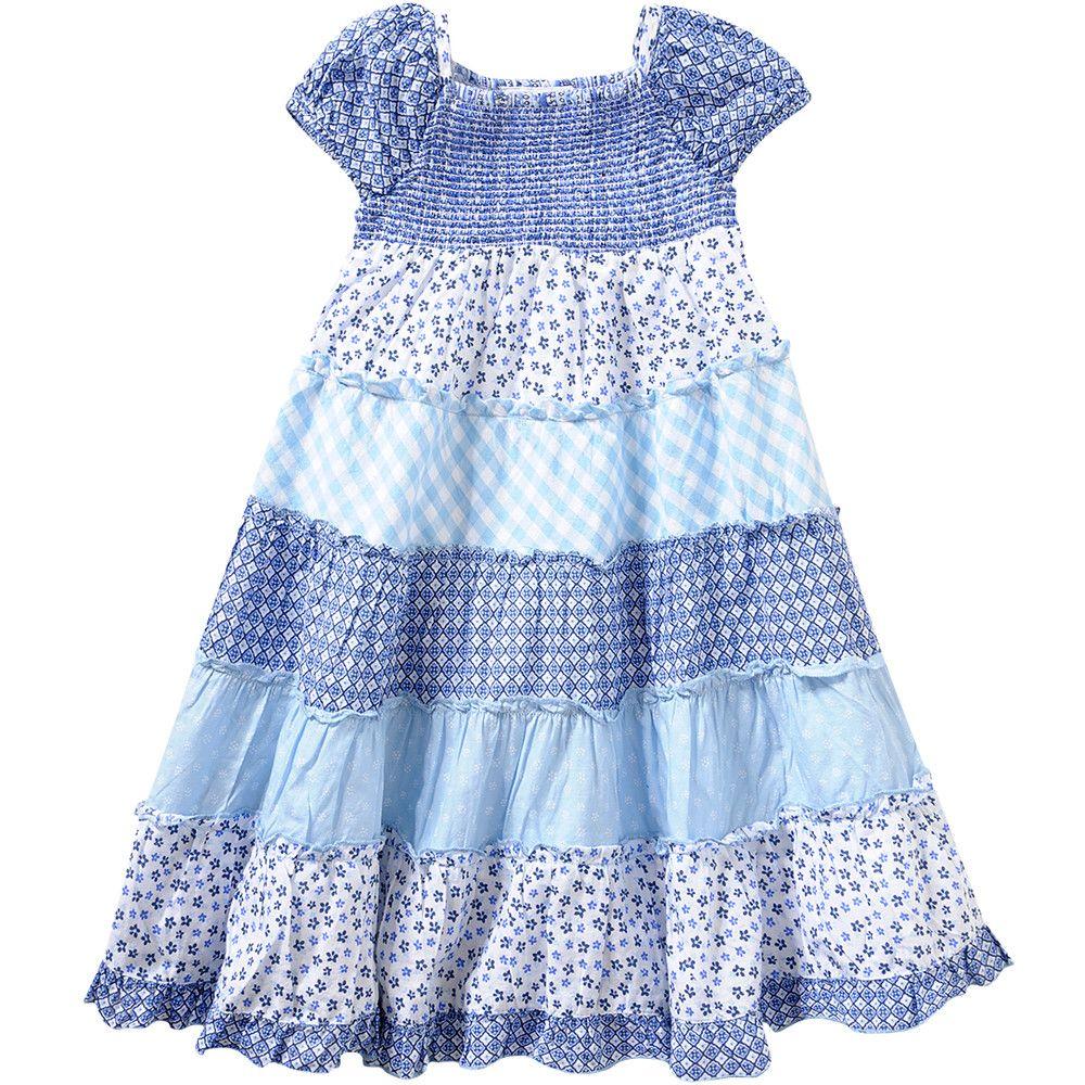 44ae97b47a583a Mädchen-Kleid von Topolino für Mädchen bei Ernstings family online einkaufen