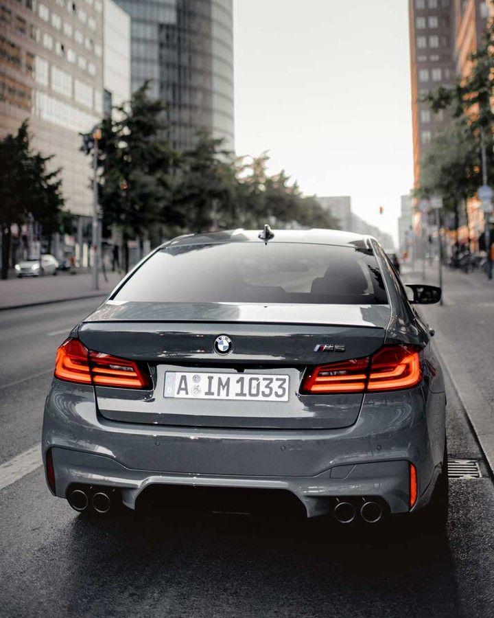 Bmw M5 Sport: BMW F90 M5 In Grigio Medio (Görüntüler Ile
