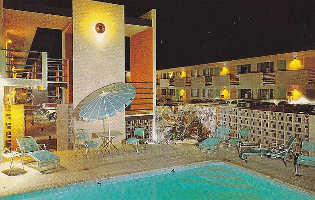 Rooms: The TAHITI Motel Sepulveda CA