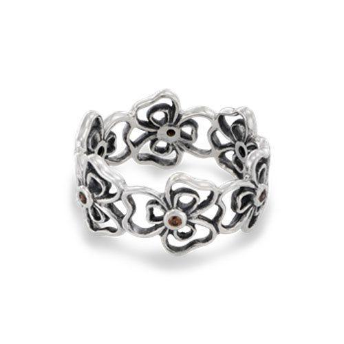 Pandora Women's Ring 925ΒSterling Silver 19601BCZ  Price Β£50.21