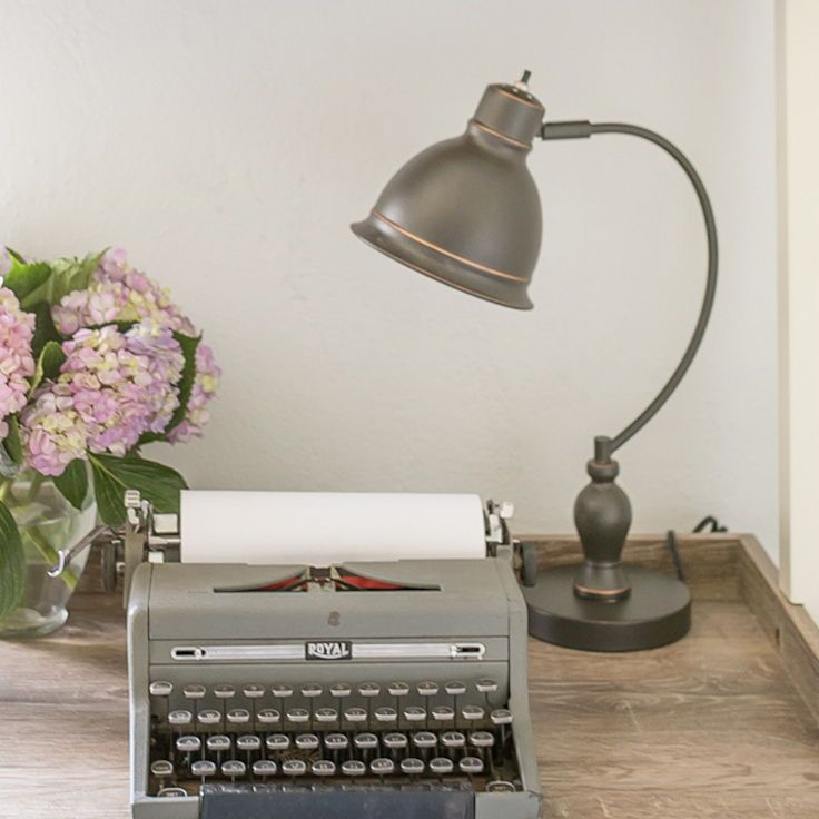 Better homes and gardens traditional desk lamp walmart