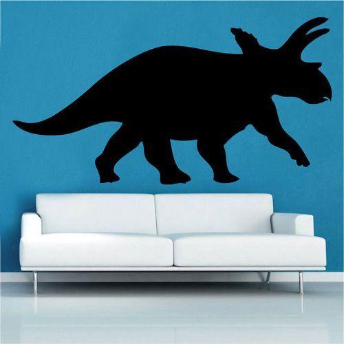 East Urban Home Wandsticker Triceratops | Wayfair.de