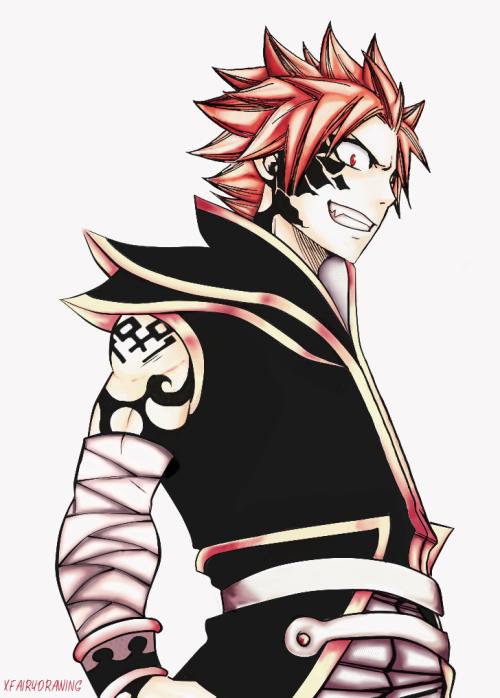 Etherious Natsu Dragneel Fairy Tail Fairy Tail Anime Desenhos De Anime