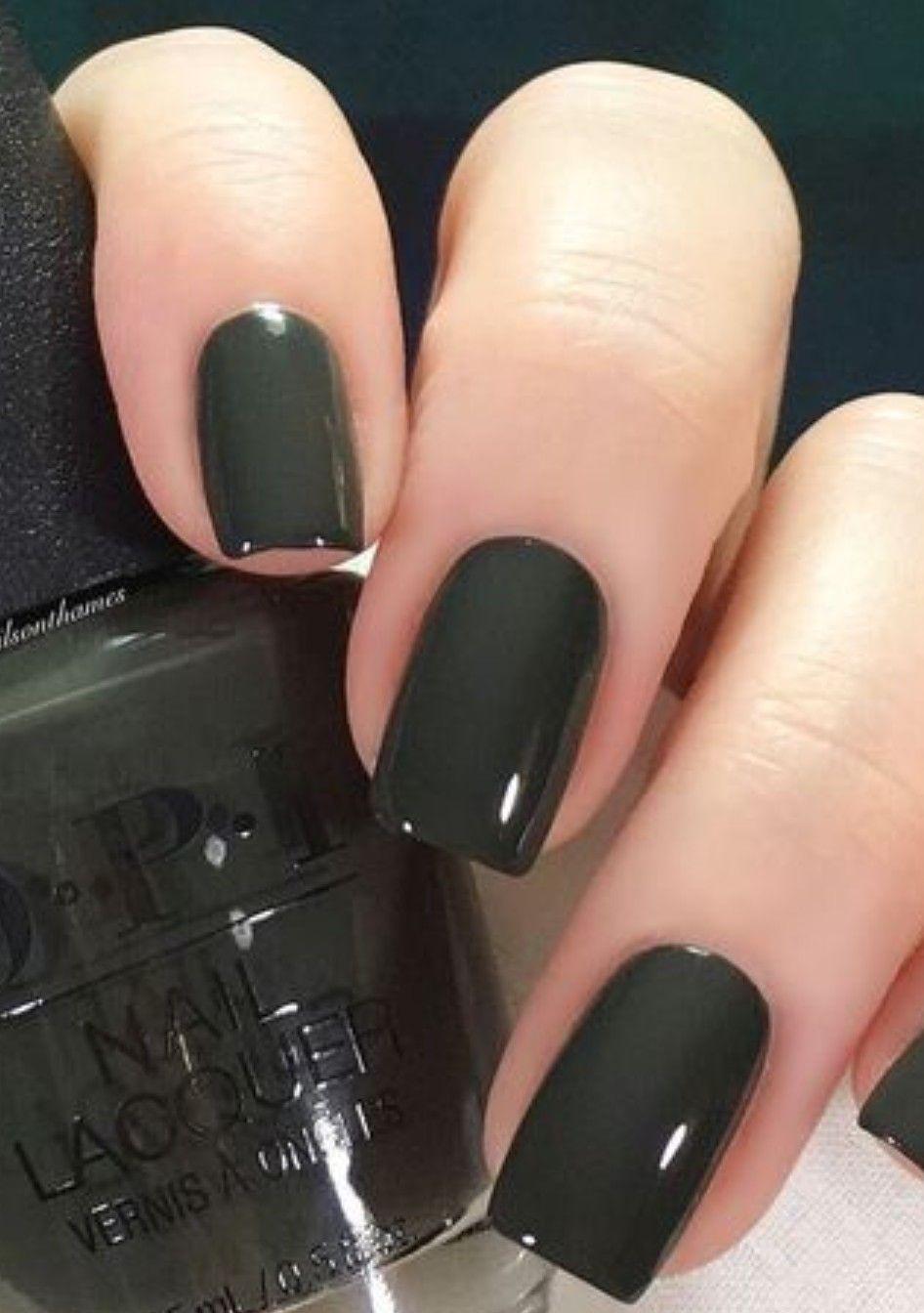 Fall winter nail colors