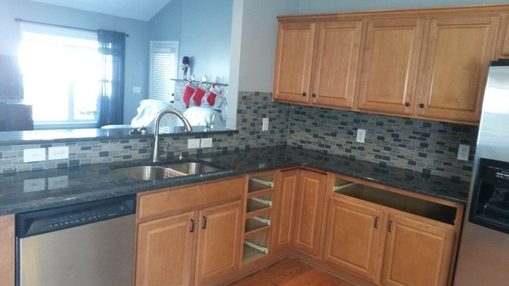 Steel Gray Granite | Kitchen | Pinterest | Granite, Steel and ...