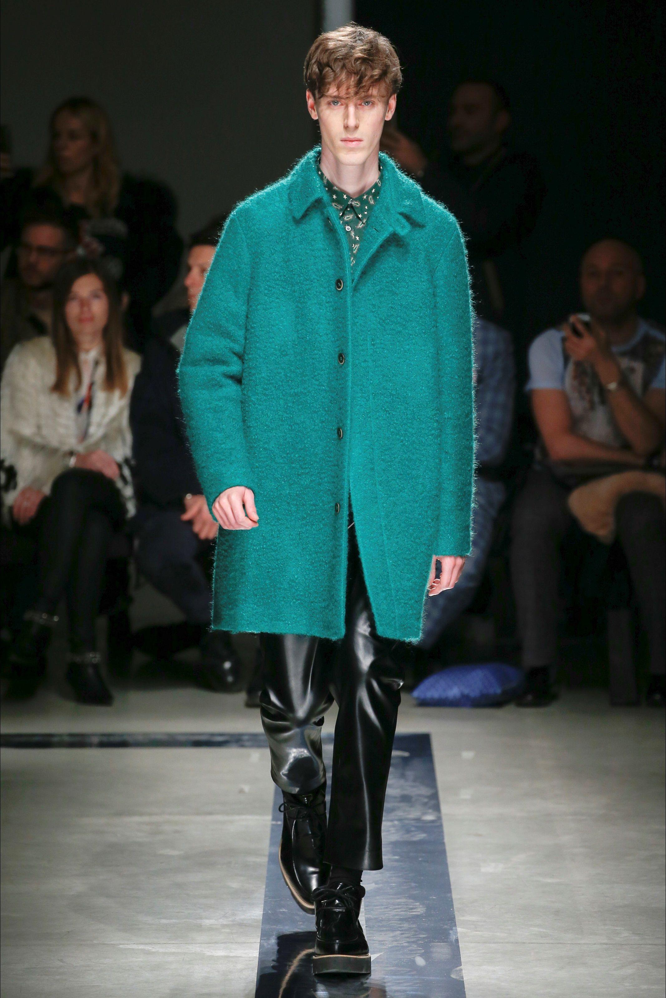 MSGM Fall Winter 2015   Men's Milan Fashion Week