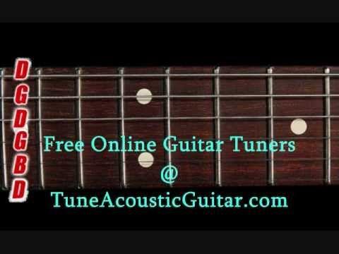 Open G Tuning Open G Major Online Guitar Tuner Guitar Tuners Guitar Open D Tuning
