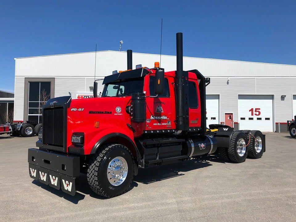 Pin By Cam Knutson On Trucks Western Star Trucks Classic Trucks