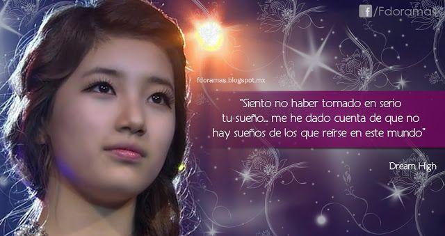 Frases De Doramas Dream High I Y Ii Frases De Doramas