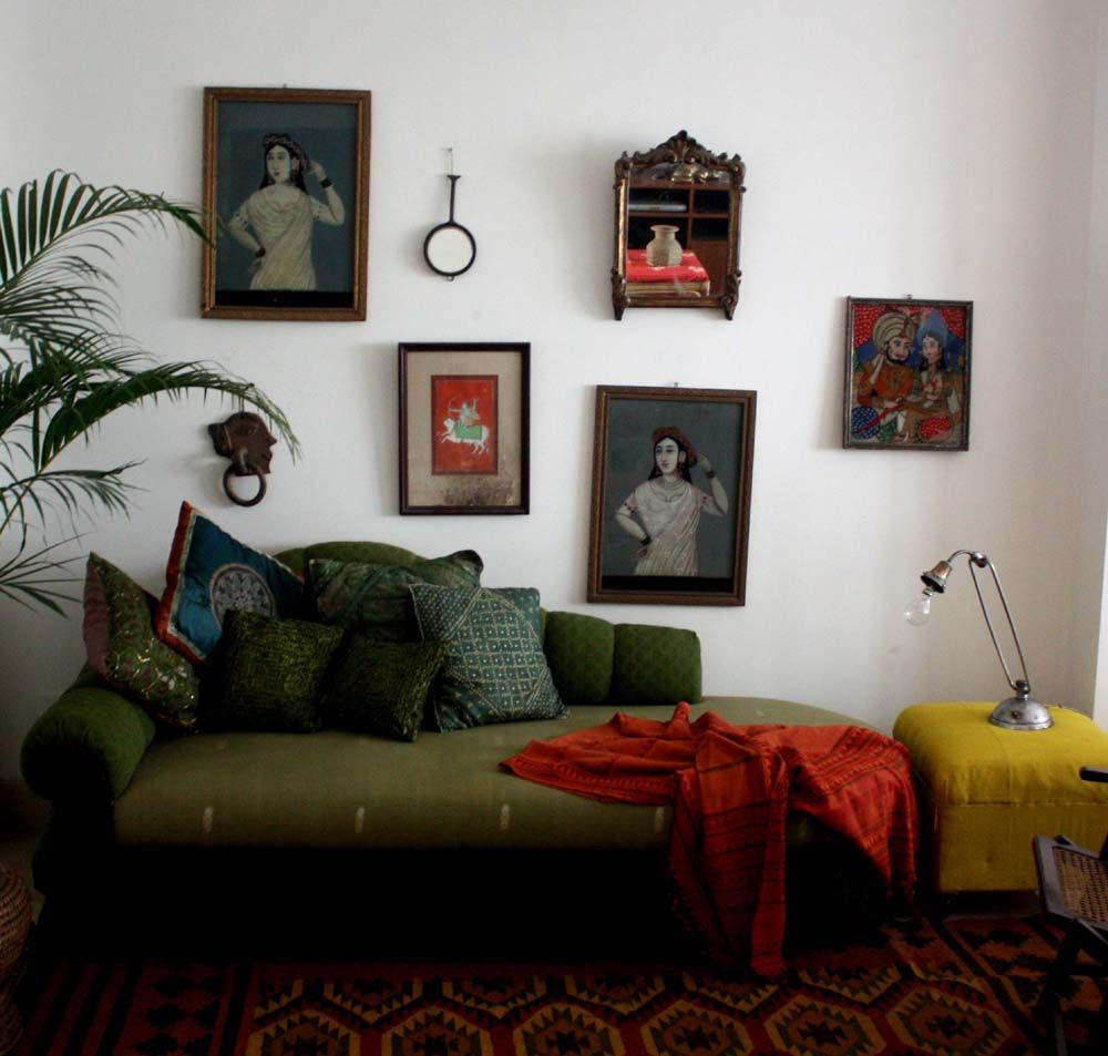 Shivani Dogra Interiors: Transforming Spaces With Her Love Of Color.