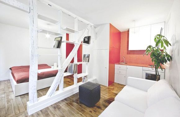 Kleine Wohnung einrichten – Ideen und Tipps | Einrichten | Wohnideen ...