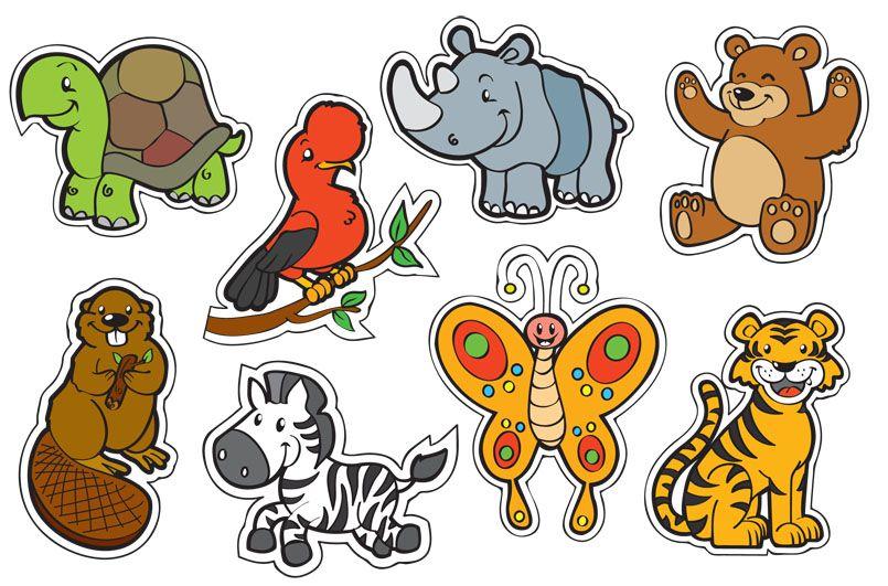 animales de la selva peruana para niños - Buscar con Google | HOJAS ...