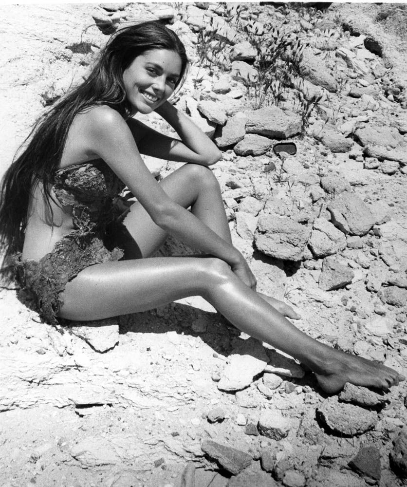 Linda Harrison Nova From Planet Of The Apes 1968 And Beneath