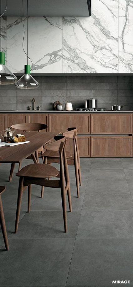 Photo of Kjøkkenmarmorgrå gulv 31+ trendy ideer