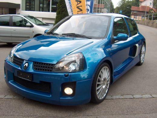Renault Clio 3 0 V6 Renault Sport Renault Pinterest Clio Sport