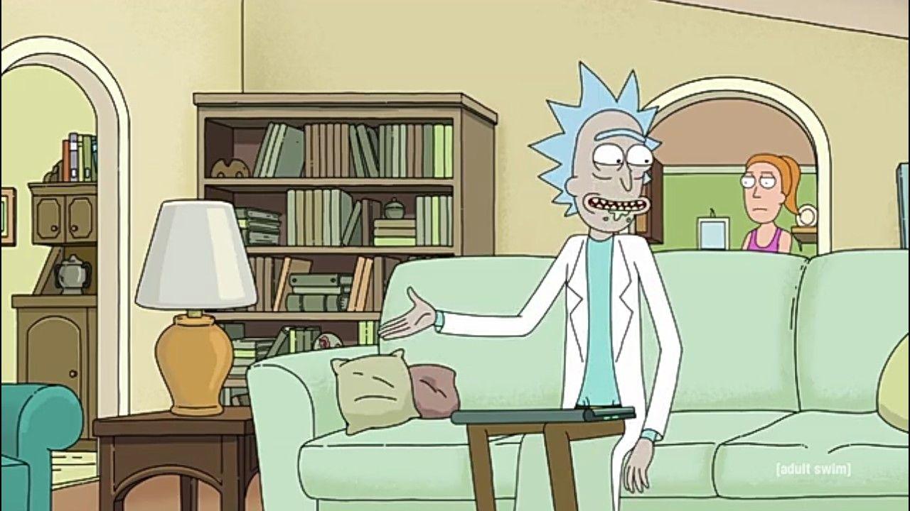 Rick And Morty Rick Sanchez Rick Y Morty Temporadas Rick Y