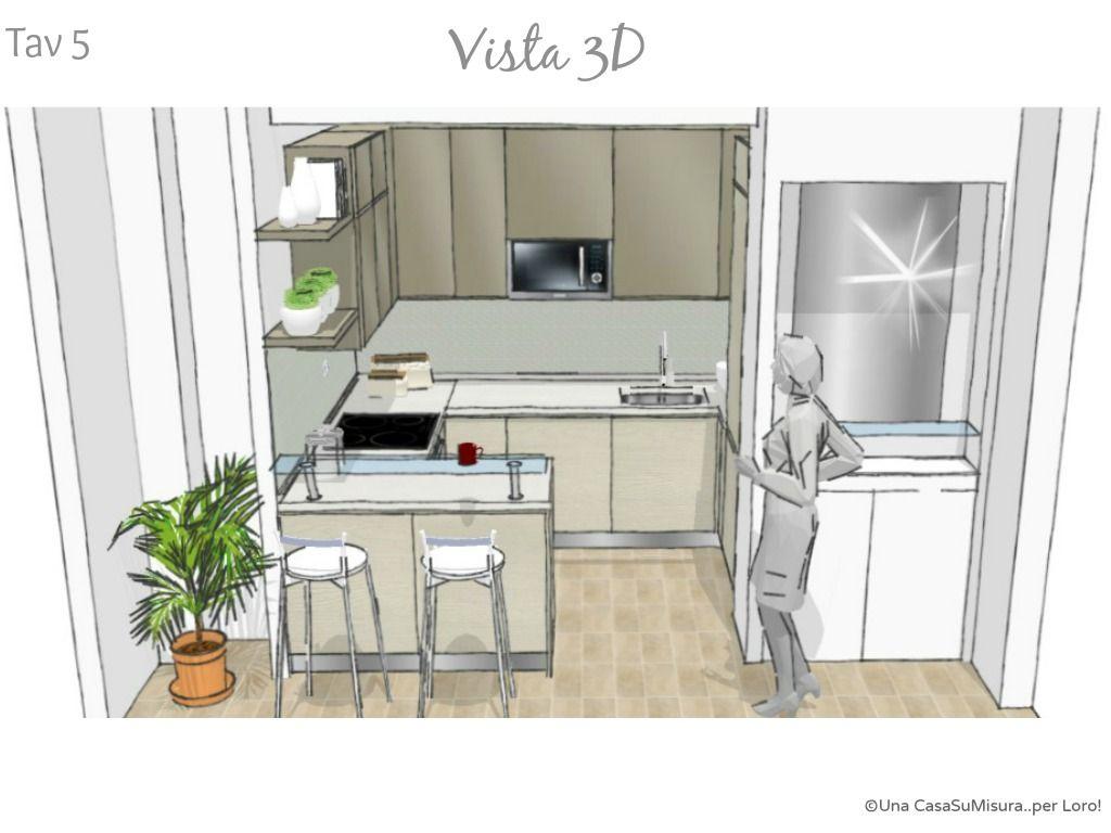 TAV.5+VISTA+3D.jpg 1.024×768 pixel | Mono cucina Ikea | Pinterest ...
