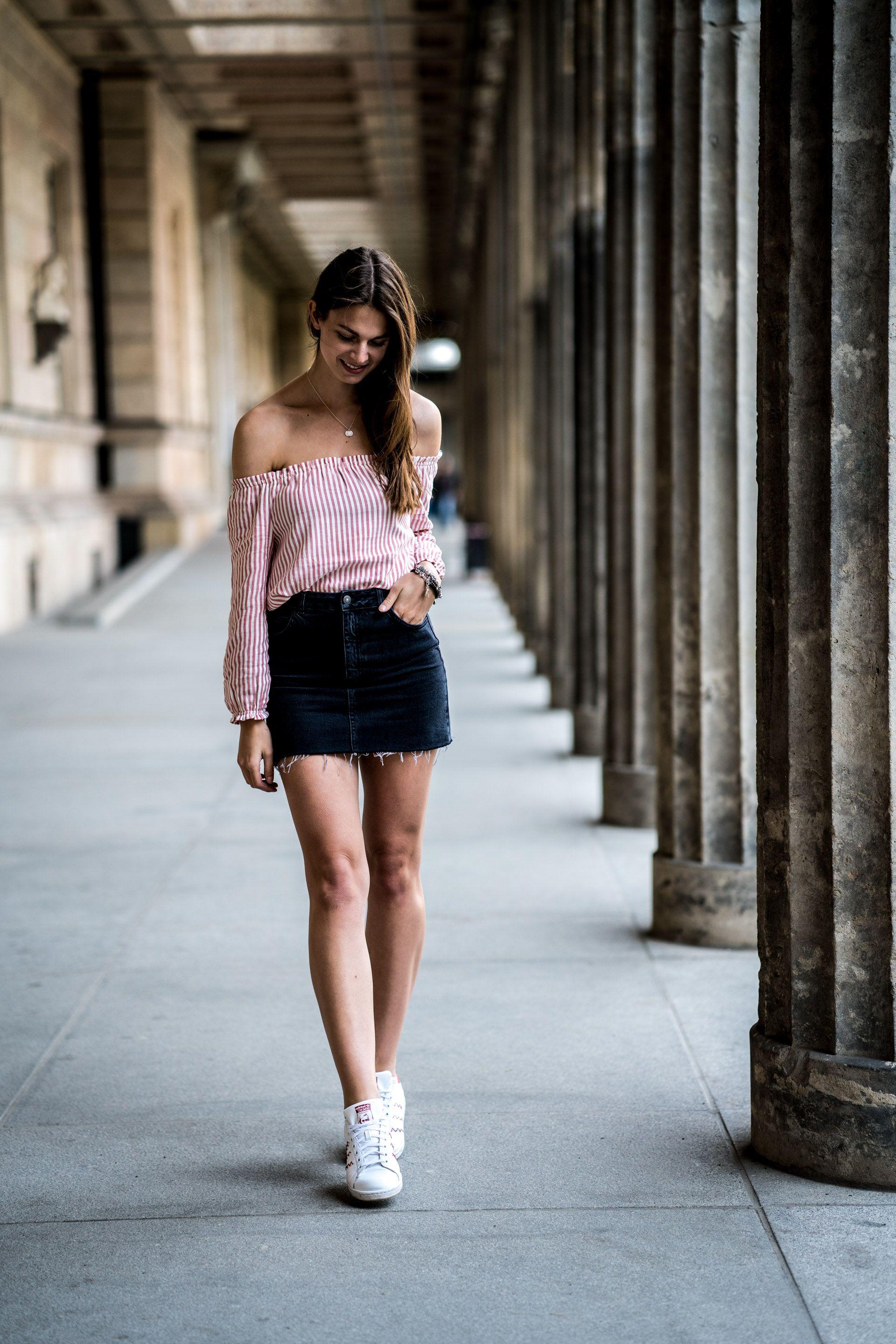 529cdb2a0a Denim Skirt Outfits Summer – DACC