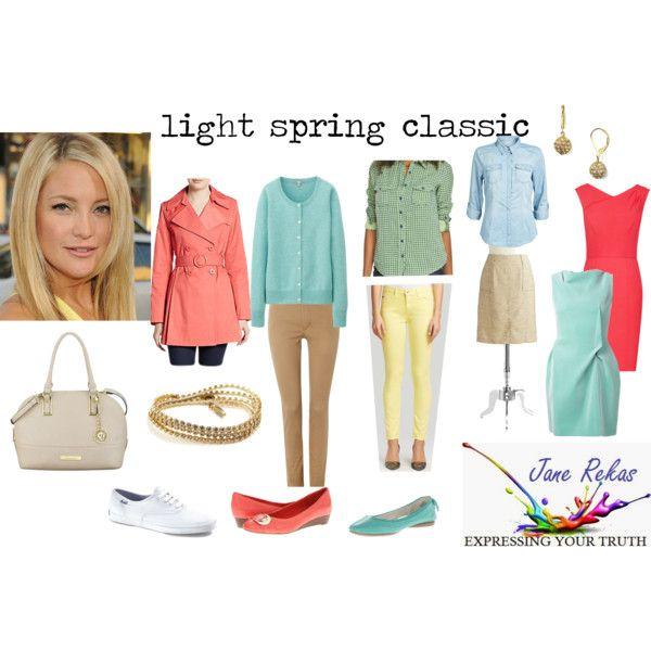 Lichte lentetype light spring color type. - Het lichte lentetype/ Light spring color type ...
