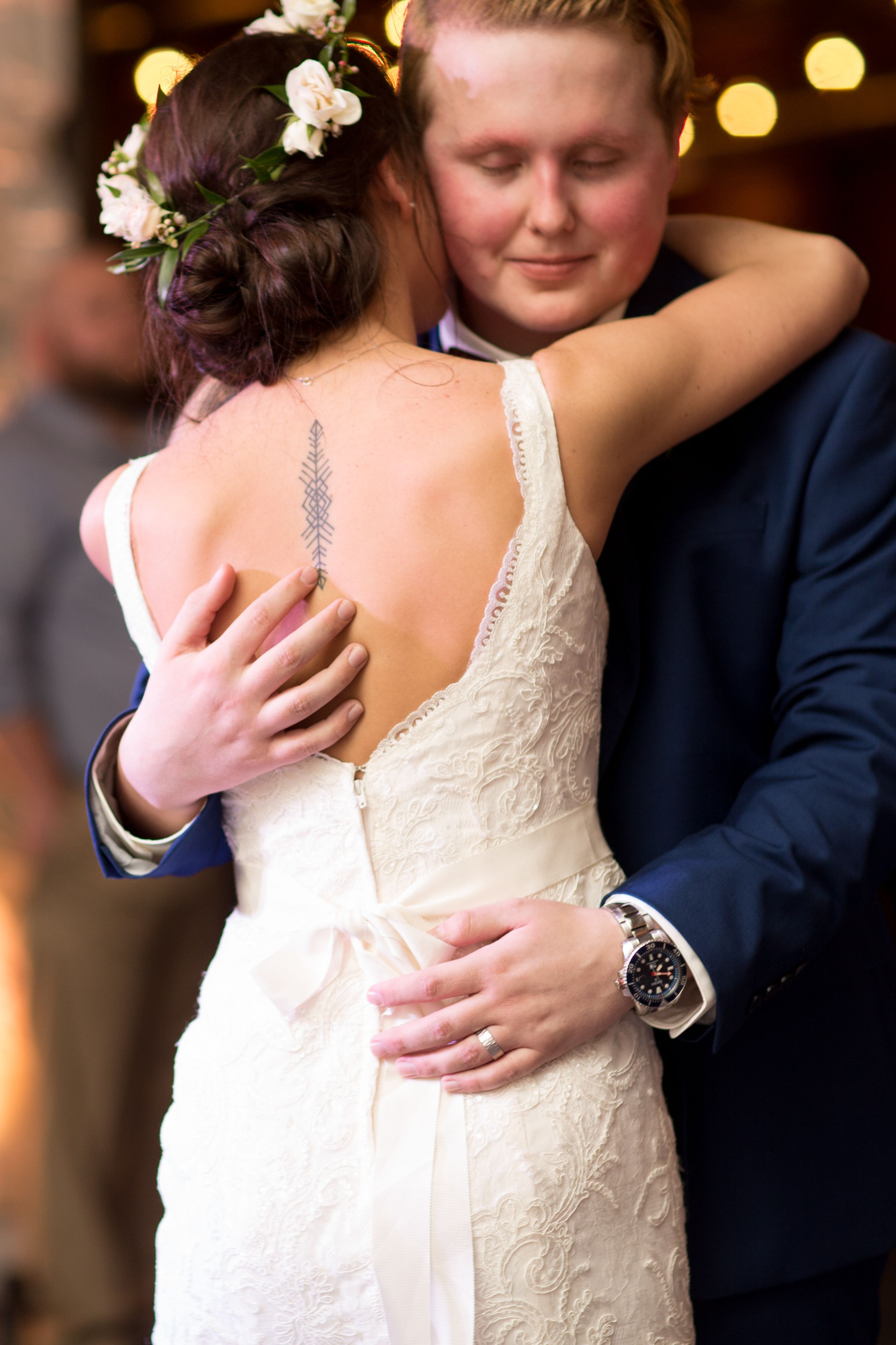 First dance photo Photography by Andrea Murphy | Wedding L&B ...