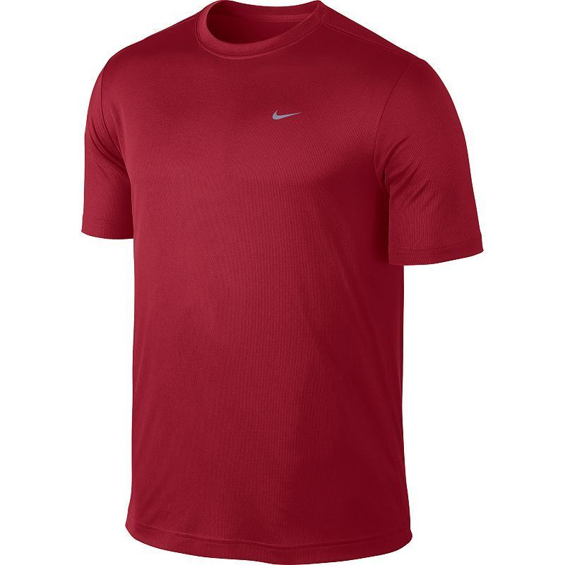 3b6ba4f79 Men's Nike Dri-FIT Running Performance Challenger Tee, Size: Running Shirts,  Nike