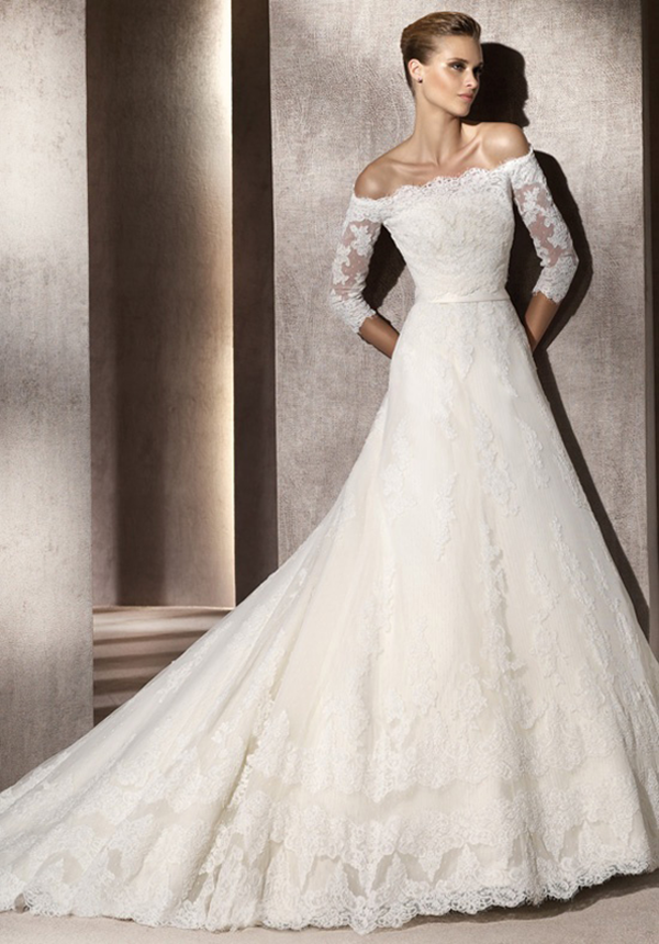 Hottest Off The Shoulder Wedding DressesHottest Off The Shoulder Wedding Dresses   Wedding dress  Weddings  . Off The Shoulders Wedding Dress. Home Design Ideas