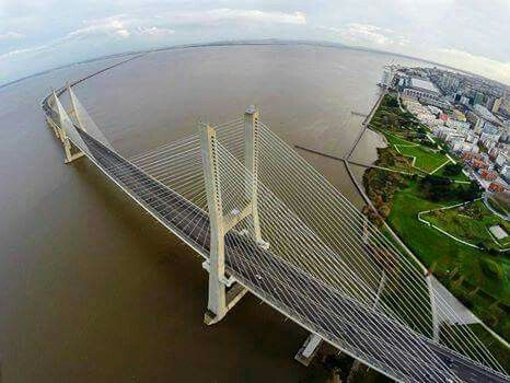 Ponte Vasco da Gama - Lisboa ♥ PORTUGAL