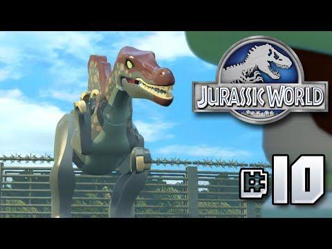 FULL JURASSIC PARK 3 SEGMENT!! Jurassic World LEGO Game