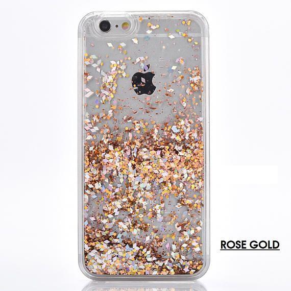 Glitter Bling Sparkle Floating Sequins Latest Design Case | Etsy ...