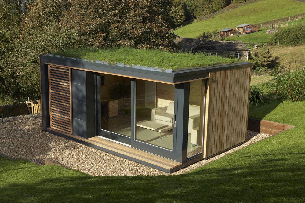 Pod space preciosos espacios ecol gicos y oficinas - Casetas prefabricadas para jardin ...