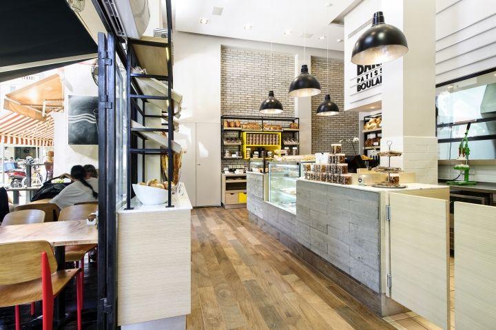 Baker's bakery by Studio 180, Tel Aviv – Israel » Retail Design Blog