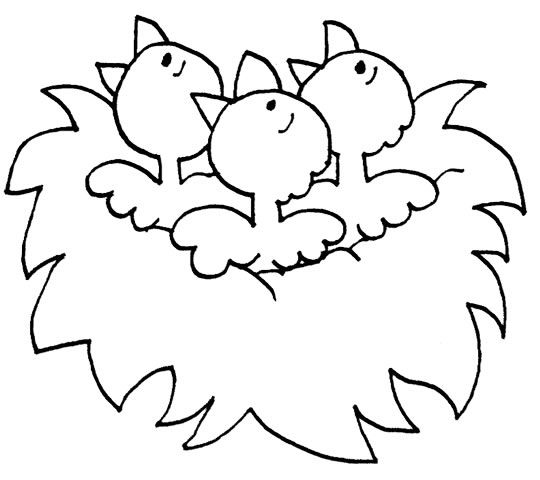 Spring Coloring Pages Spring Coloring Pages for Kids Coloring
