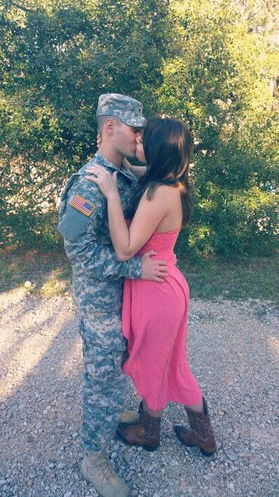 #engagement photos #engagementphotos #armywife #army wife #army #photography #poses #photos #wife #love #ideas #uniform #milso