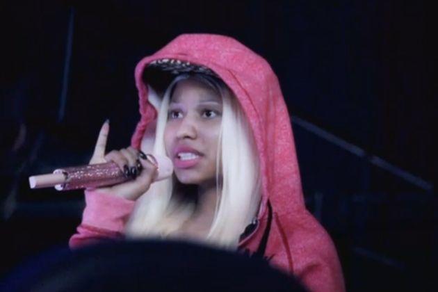 Nicki Minaj Without Makeup   LooksHairFashion   Nicki ...