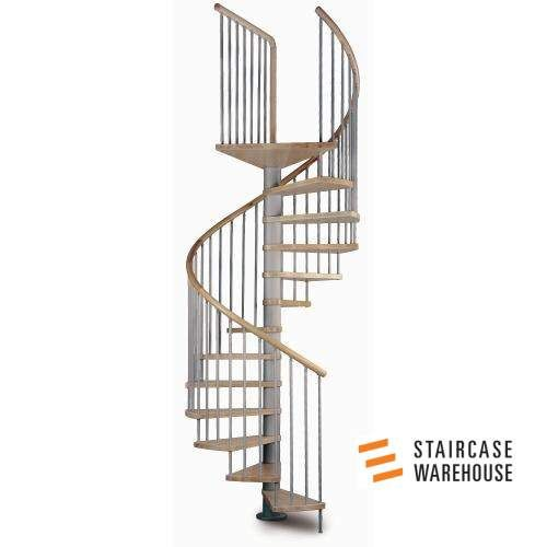 Elegant Spiral Staircase Kits #Kits #Staircase Check More At Http://staircasedesign.