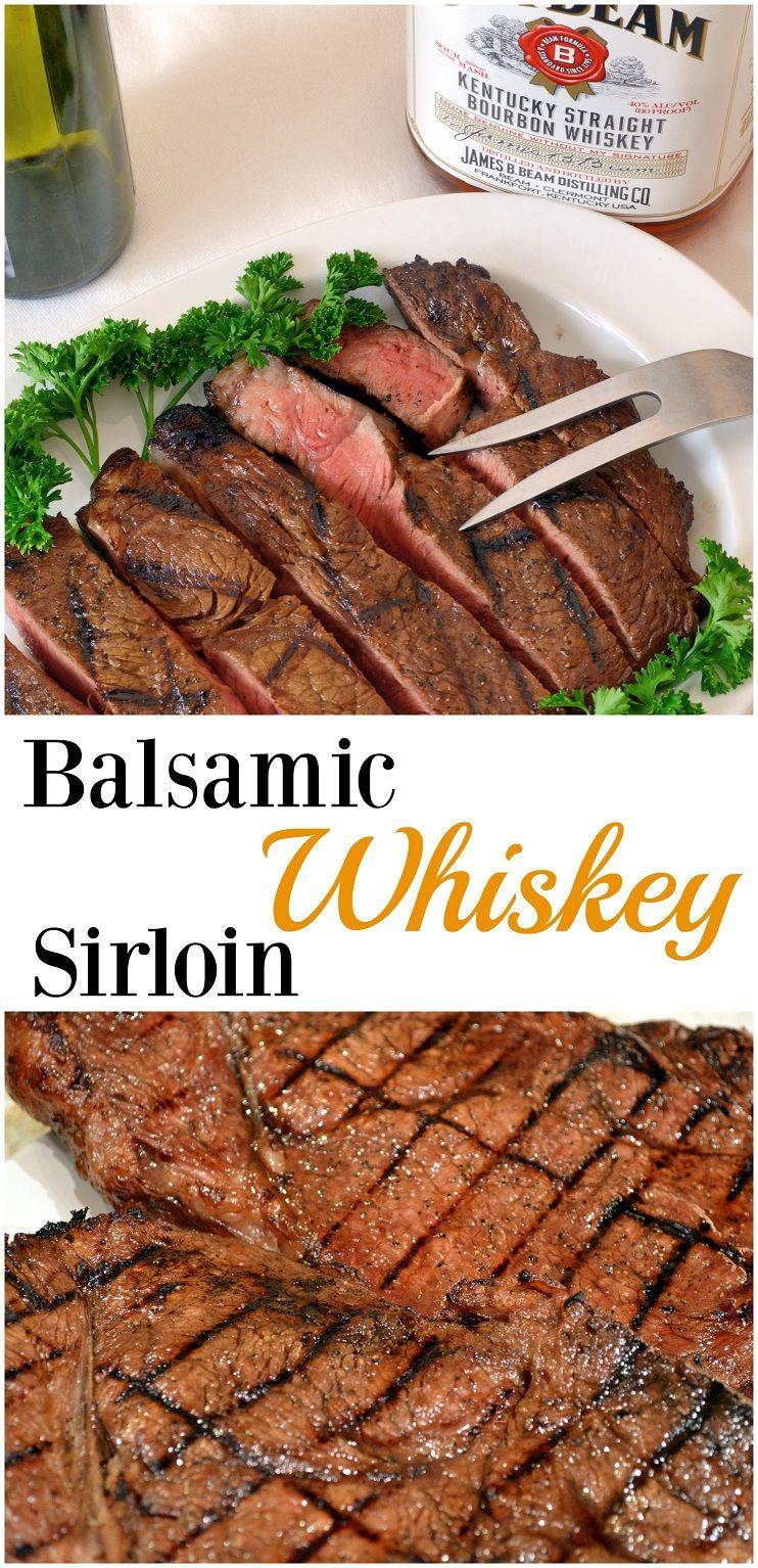 how to cook a tender sirloin steak