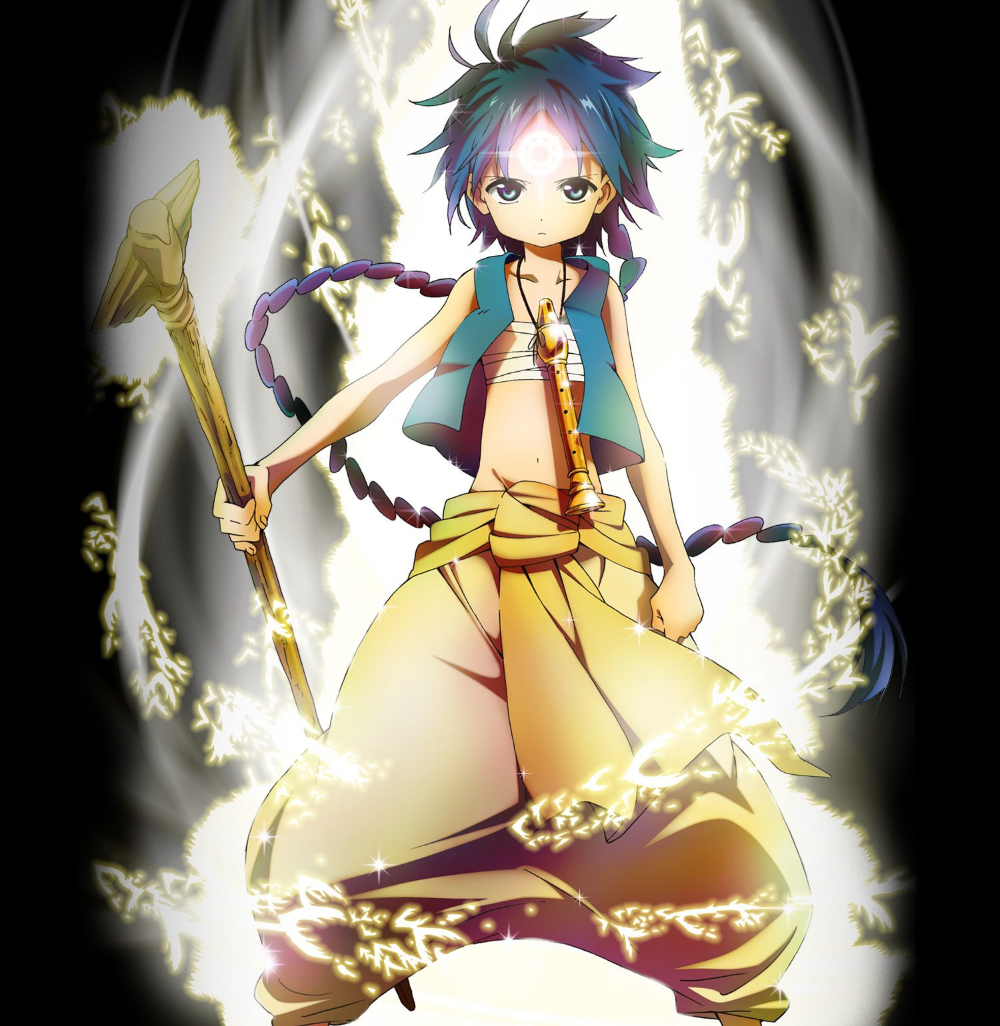 Magi The Labyrinth Of Magic Wallpapers Wallpaper Cave Anime