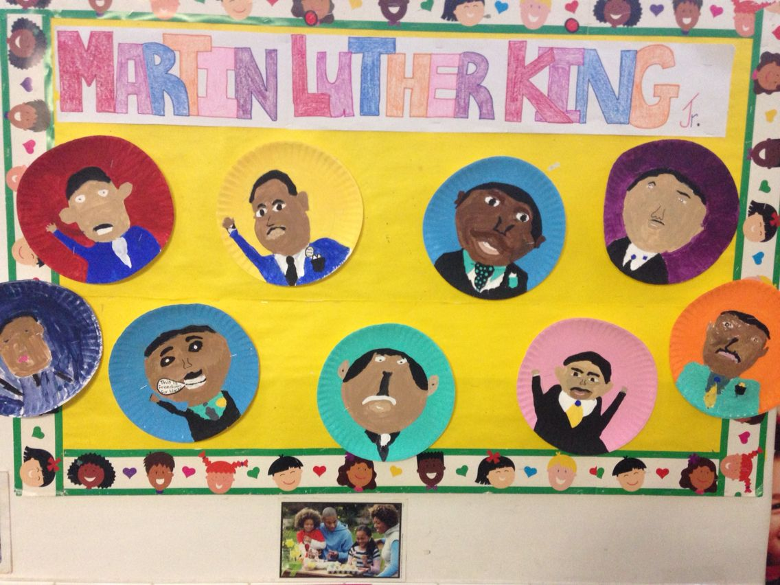 Martin Luther King Junior Board