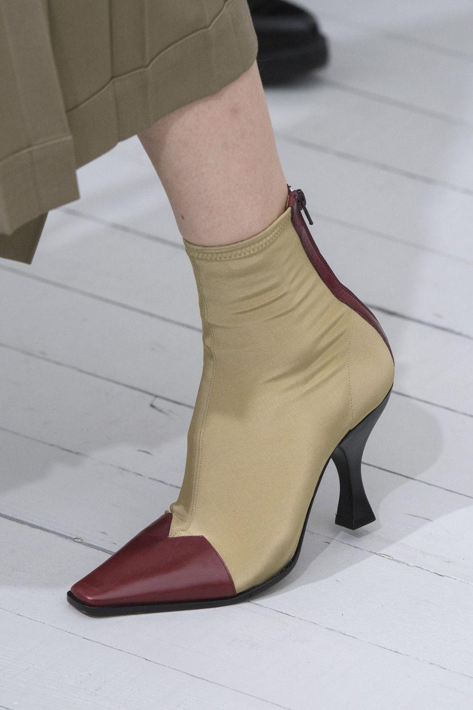Zapatos rojos formales Celine para mujer B92lhJTGjG