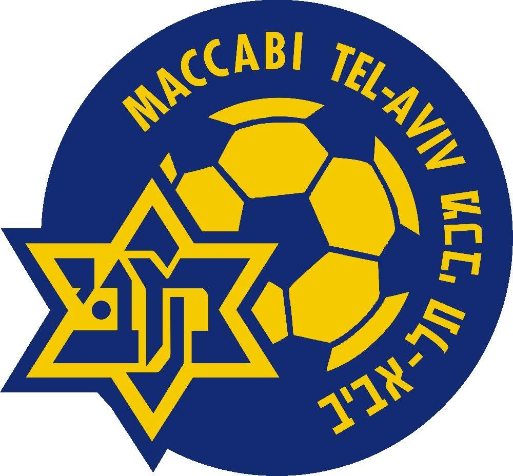Maccabi tel aviv tel aviv football team logos football