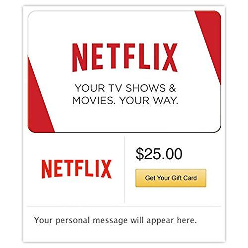 awesome Netflix Gift Cards - E-mail Delivery | Deals & Coupons ...