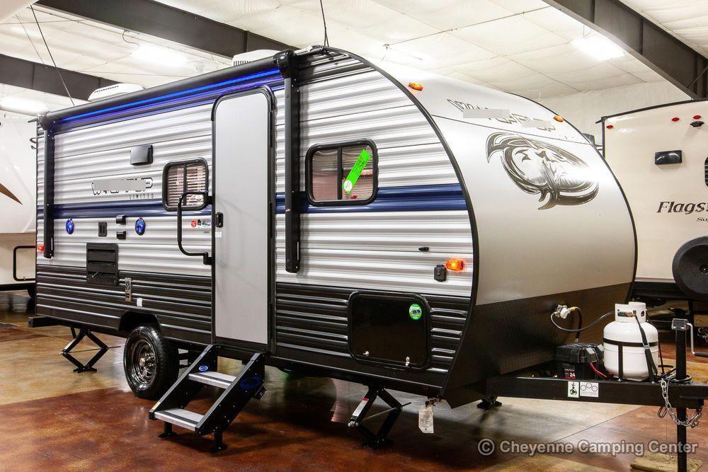 16bhs Bunkhouse Travel Trailer New 2019 Model 16bhs Lite